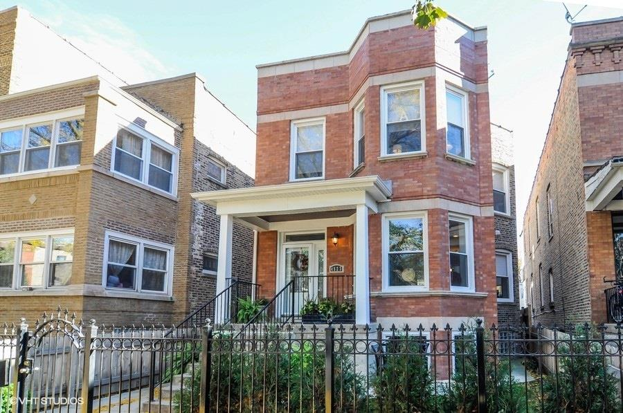 4523 N Spaulding Avenue, Chicago, IL 60625 - #: 10876904
