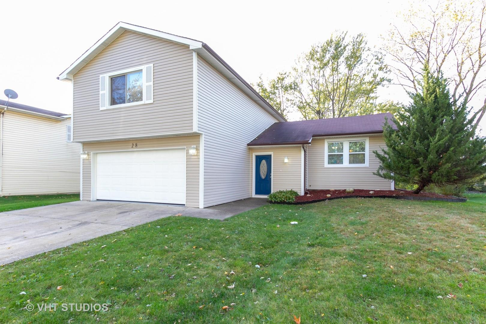 28 Huntingwood Road, Matteson, IL 60443 - #: 10915904