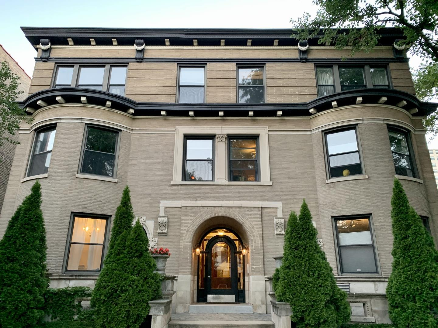 4834 N Kenmore Avenue #GN, Chicago, IL 60640 - #: 11003904