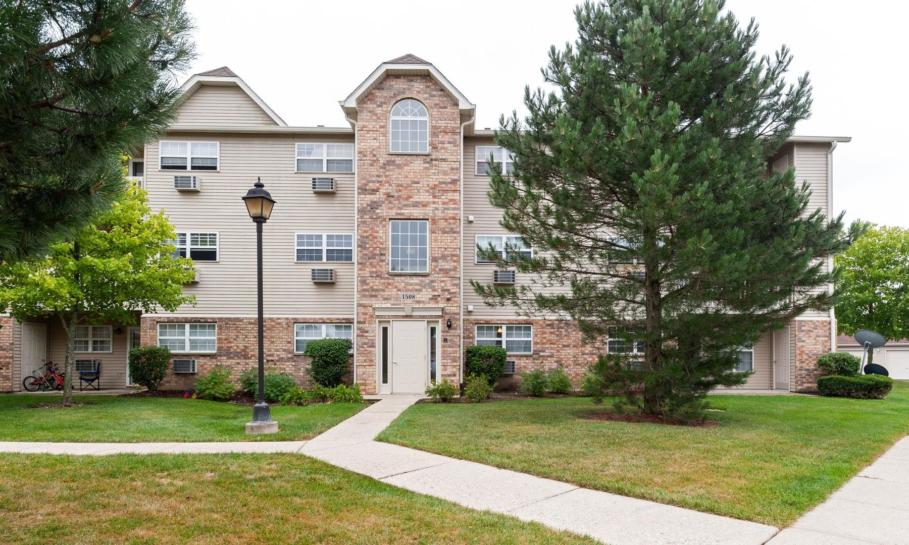 1508 Spring Brook Court #1D, Round Lake Beach, IL 60073 - #: 10806905