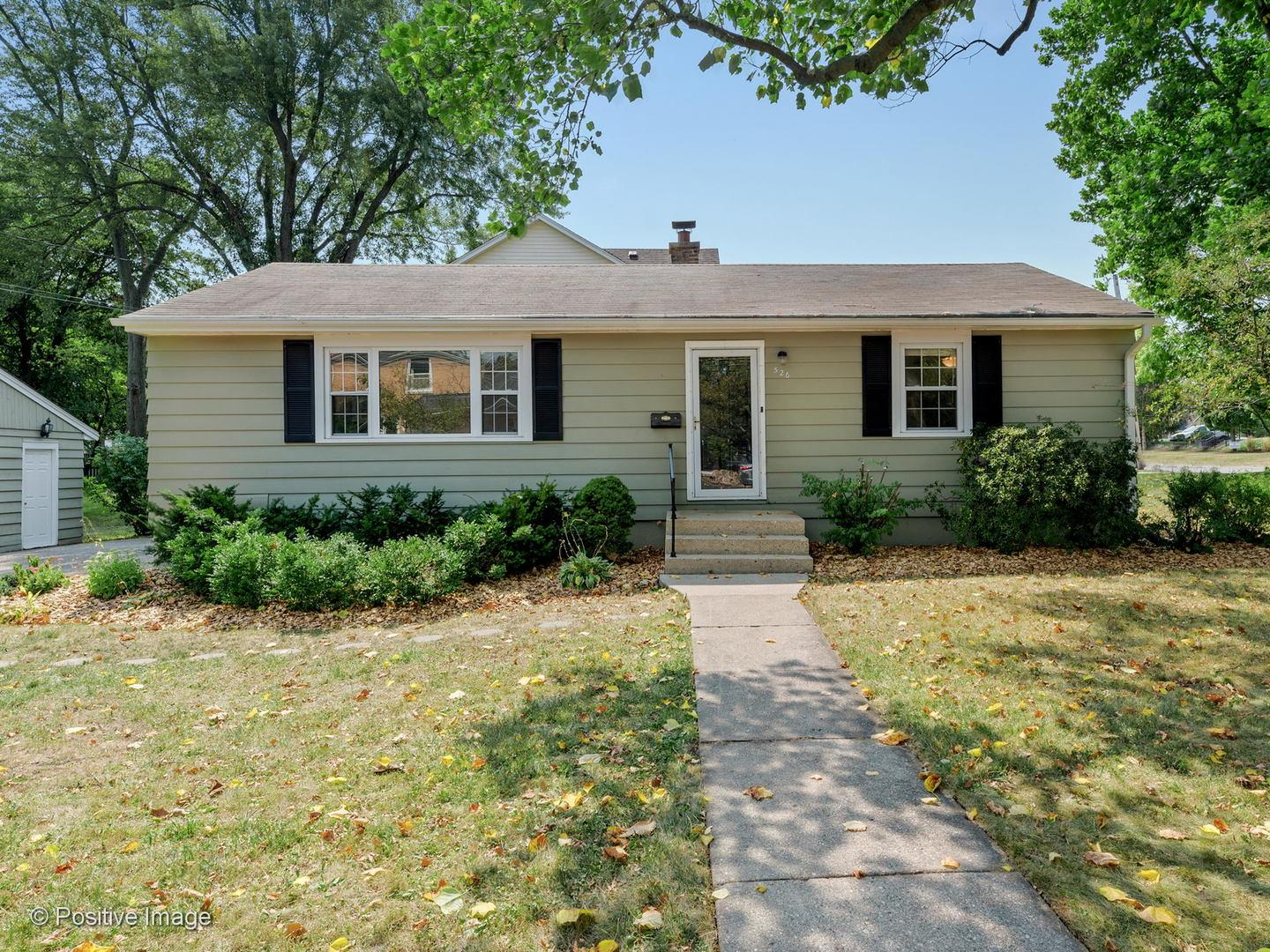 526 W Madison Avenue, Wheaton, IL 60187 - #: 10839905