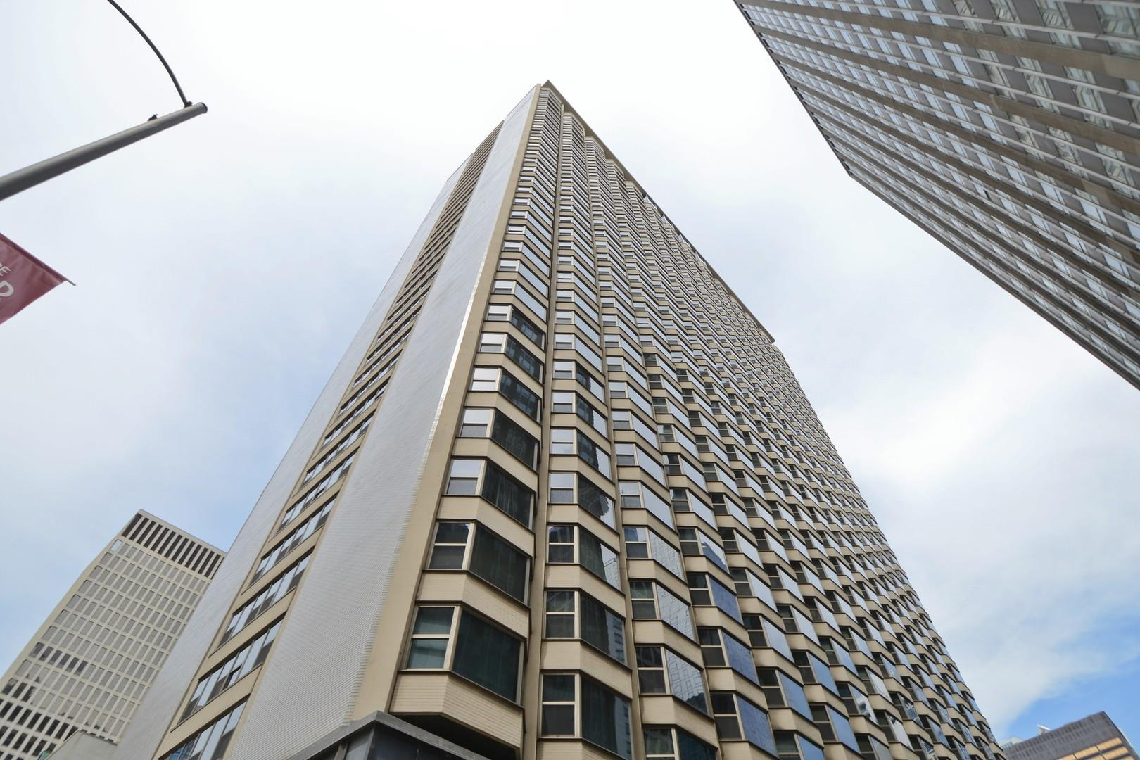 535 N Michigan Avenue #2503, Chicago, IL 60611 - #: 10887906