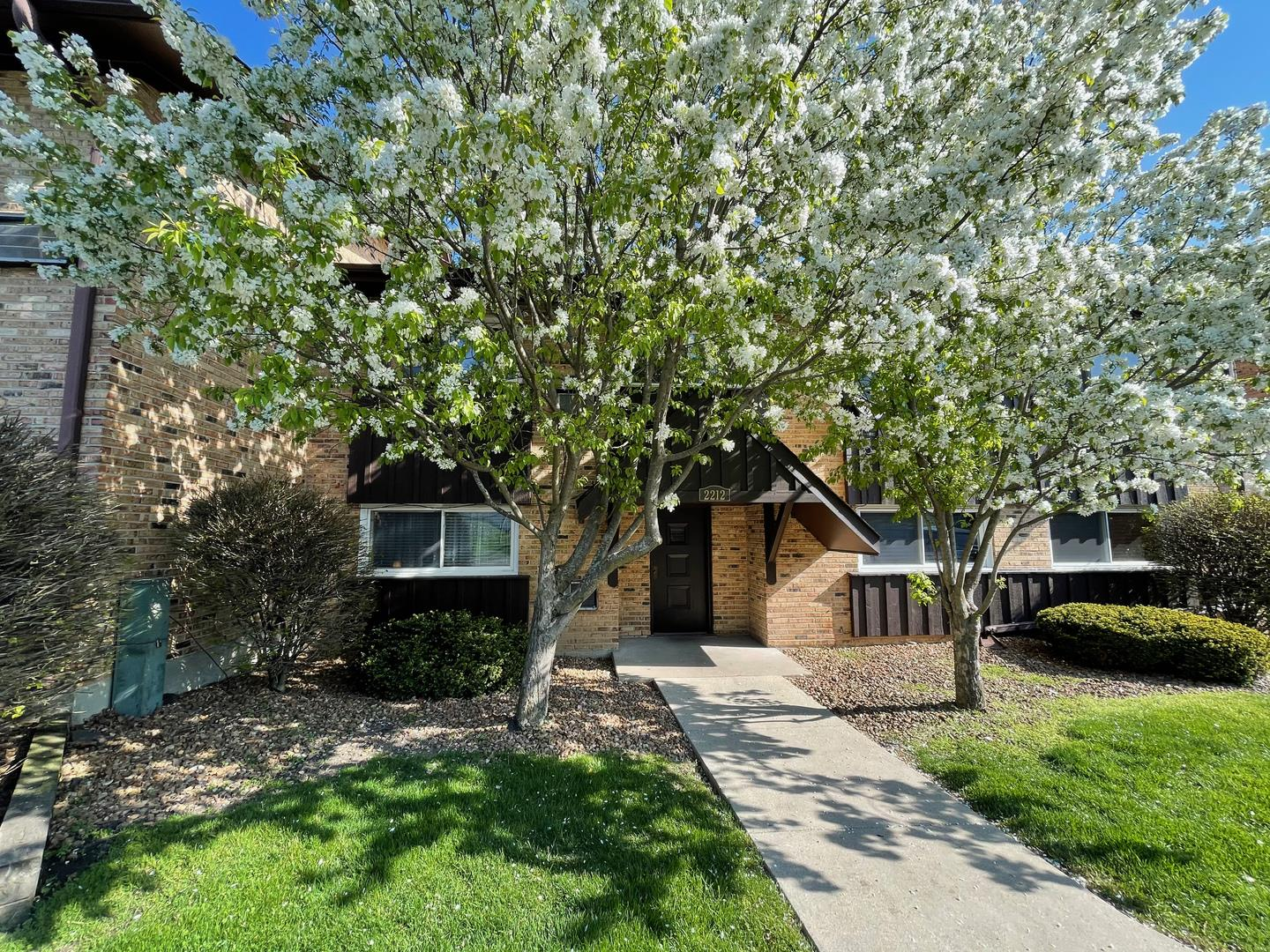 2212 Arbor Circle #2, Downers Grove, IL 60515 - #: 11062906