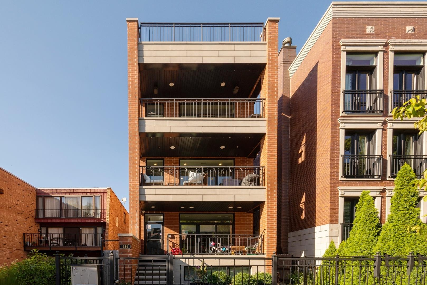 920 W WRIGHTWOOD Avenue #2, Chicago, IL 60614 - #: 10876908