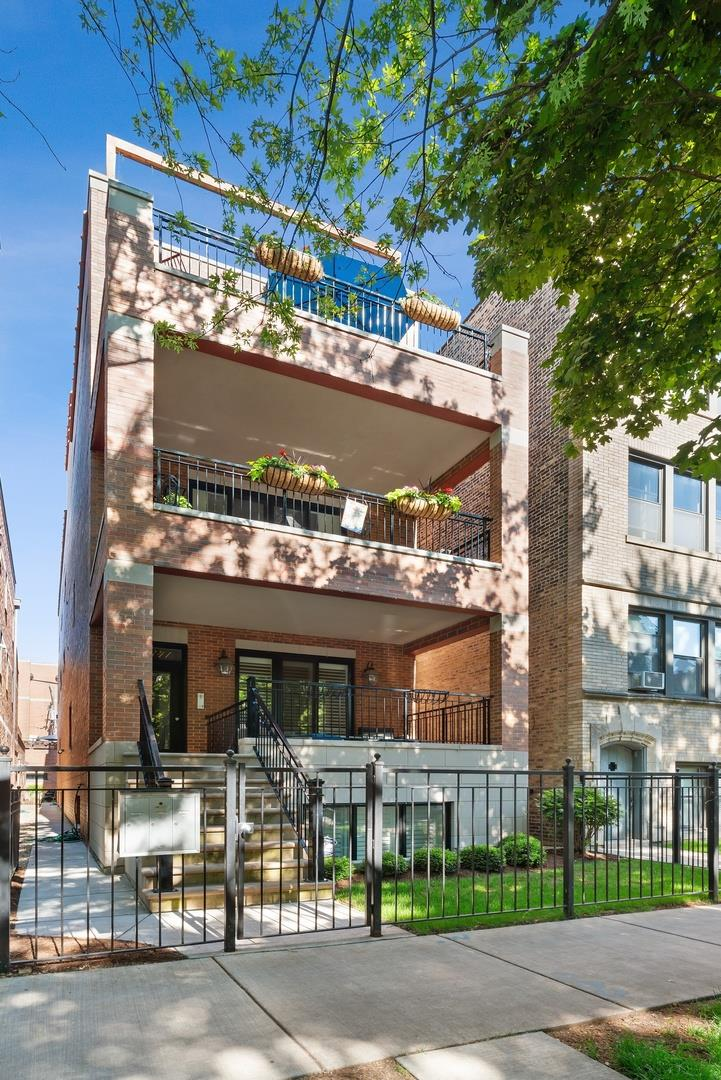 3841 N Janssen Avenue #3, Chicago, IL 60613 - #: 10799909