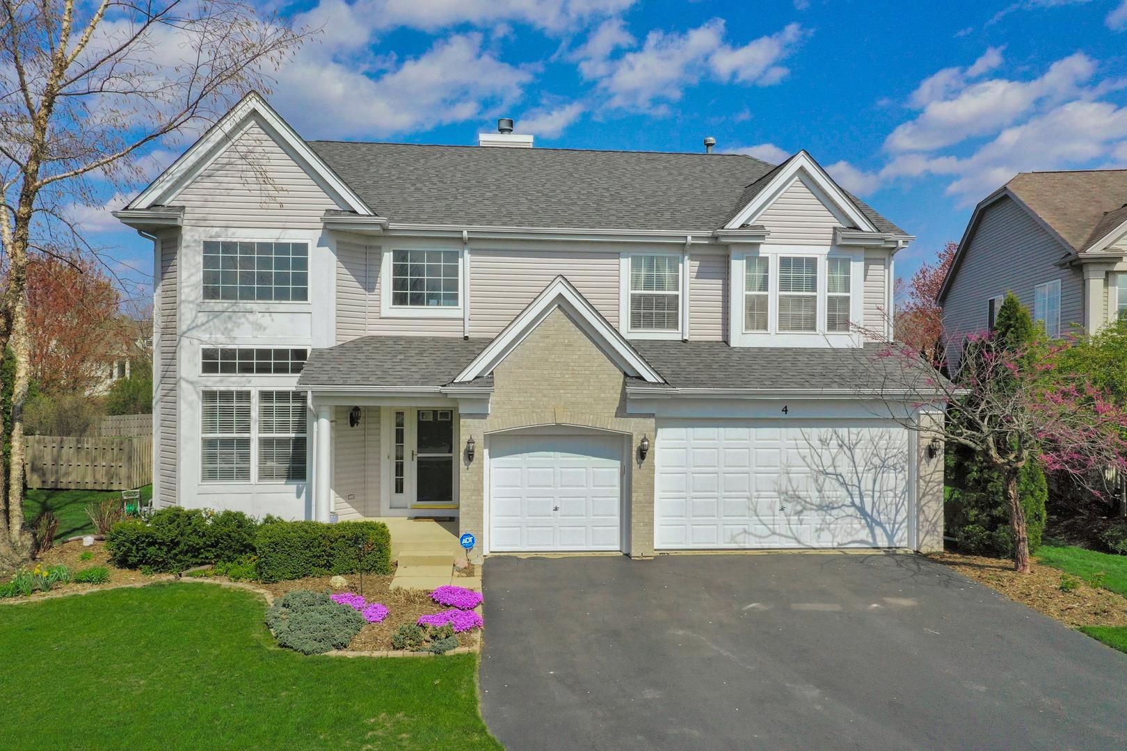 4 PROVIDENCE Court, Cary, IL 60013 - #: 11064910