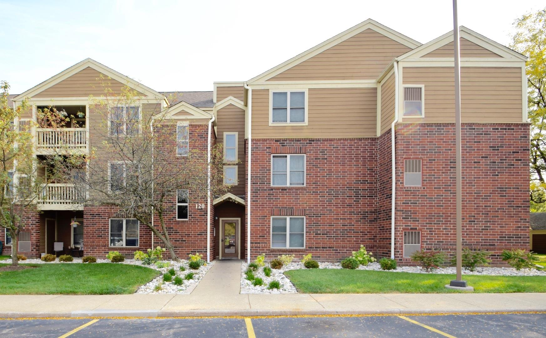 120 Glengarry Drive #212, Bloomingdale, IL 60108 - #: 10882912