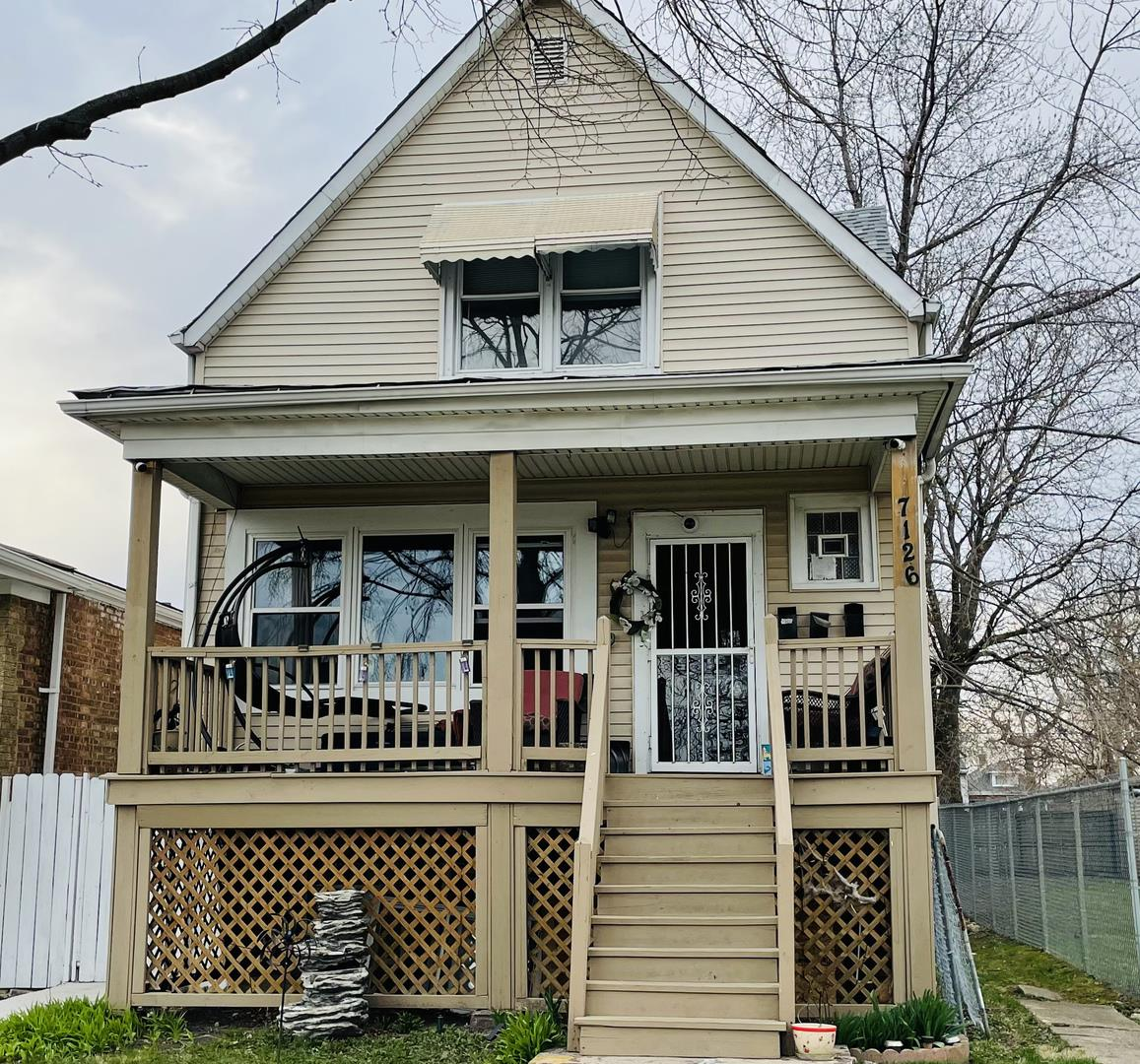 7126 S Bell Avenue, Chicago, IL 60636 - #: 11048916