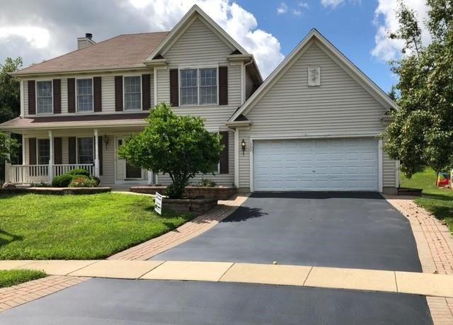 1550 Prairie Crossing Drive, West Chicago, IL 60185 - #: 10580917