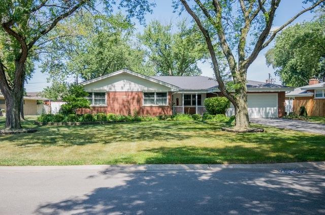 6330 W 127th Place, Palos Heights, IL 60463 - #: 10945919