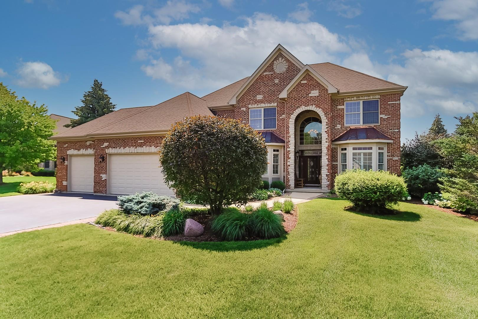 117 Boulder Drive, Lake in the Hills, IL 60156 - #: 11145922