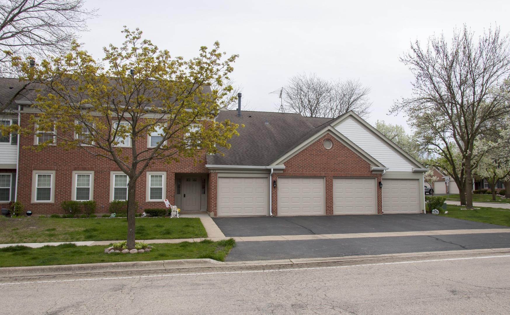 153 Brookston Drive #D1, Schaumburg, IL 60193 - #: 10723923
