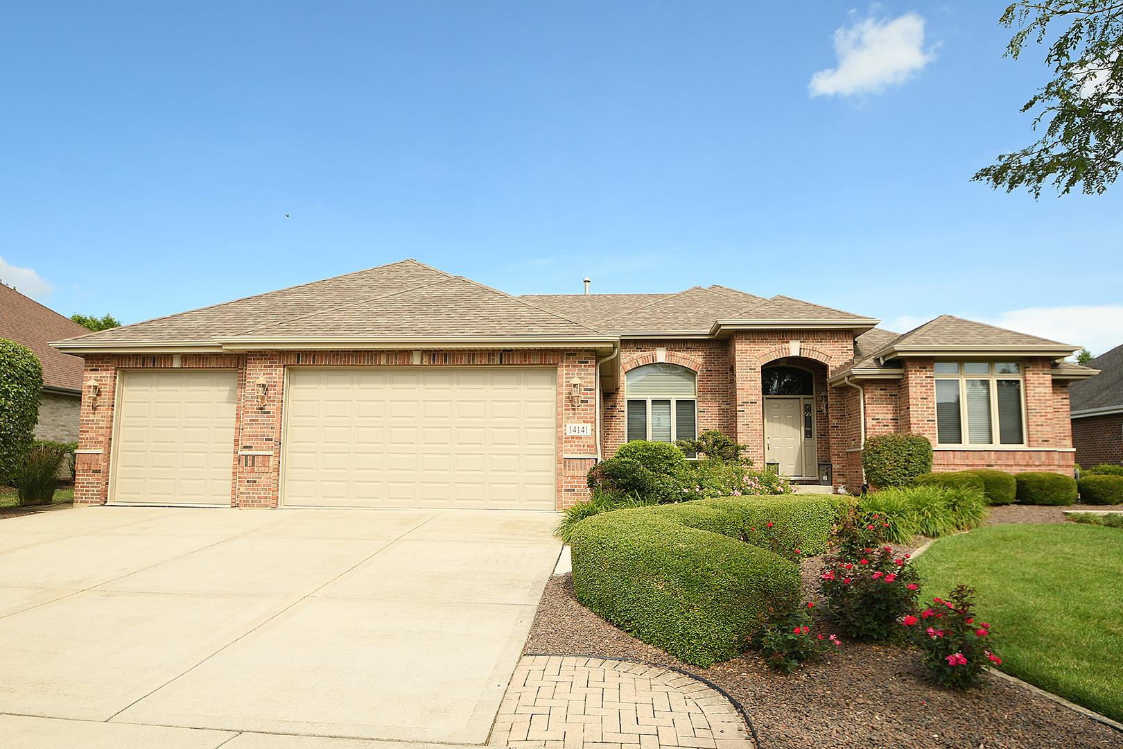 14141 S 86th Place, Orland Park, IL 60462 - #: 10858924