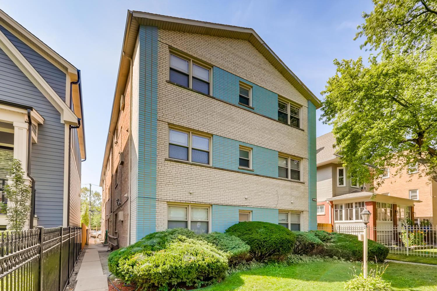1617 W Touhy Avenue #1S, Chicago, IL 60626 - #: 10819925