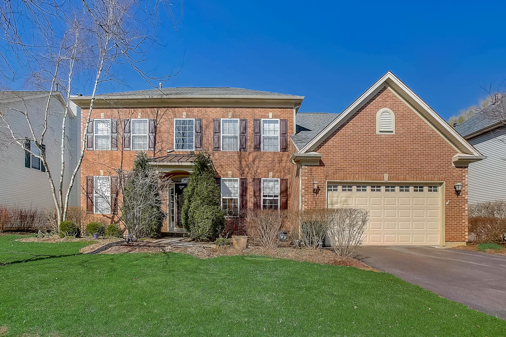 34127 N WOODED GLEN Drive, Grayslake, IL 60030 - #: 11042926