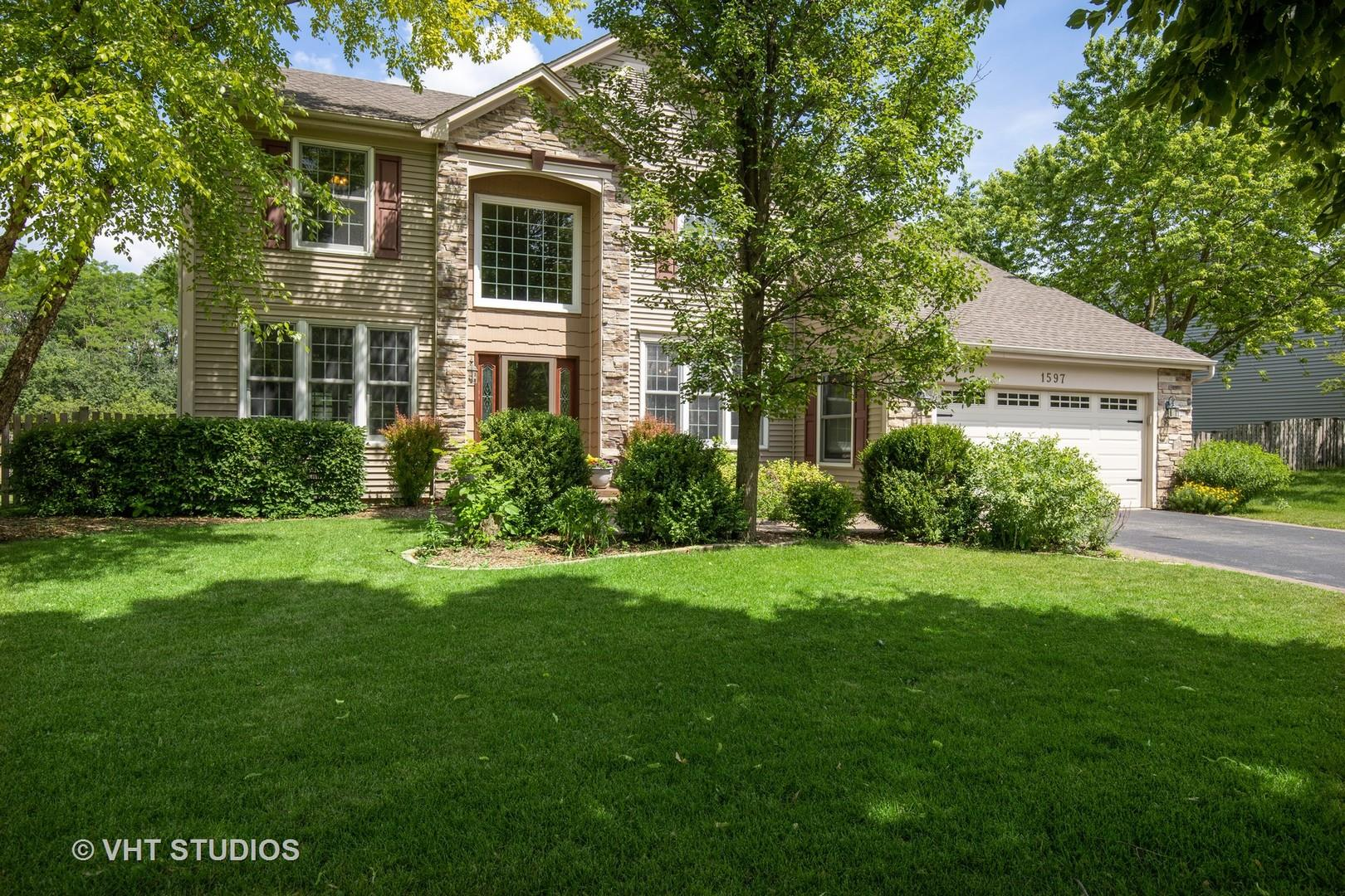 1597 Driftwood Lane, Crystal Lake, IL 60014 - #: 10767928