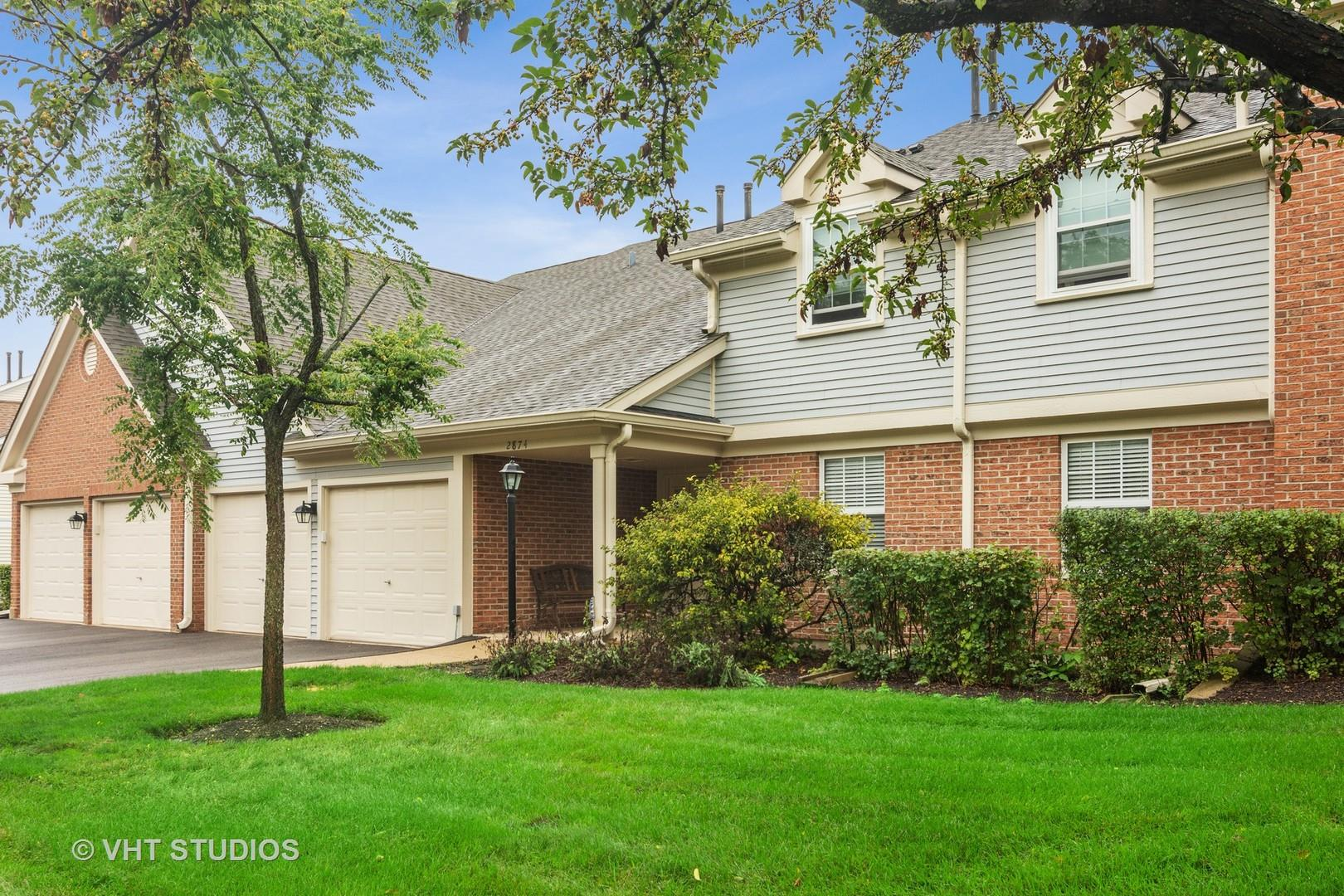 2874 Meadow Lane #X1, Schaumburg, IL 60193 - #: 10856930