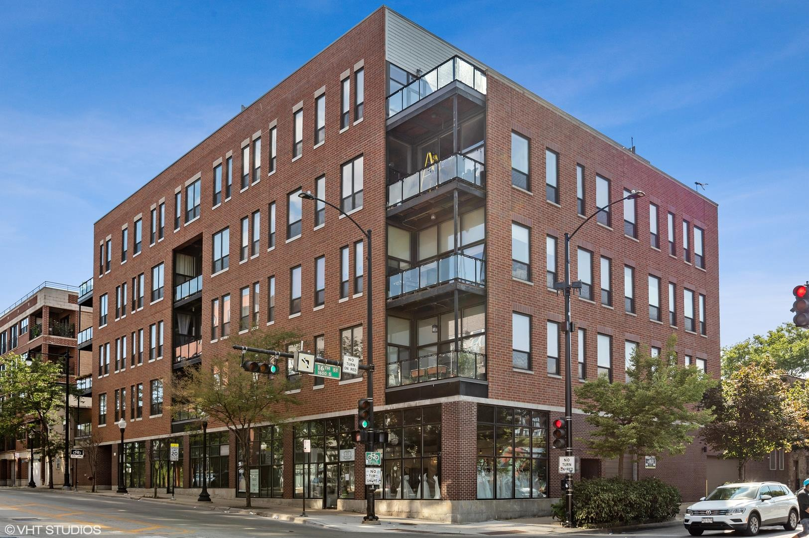 1610 S Halsted Street #403, Chicago, IL 60608 - #: 10841931