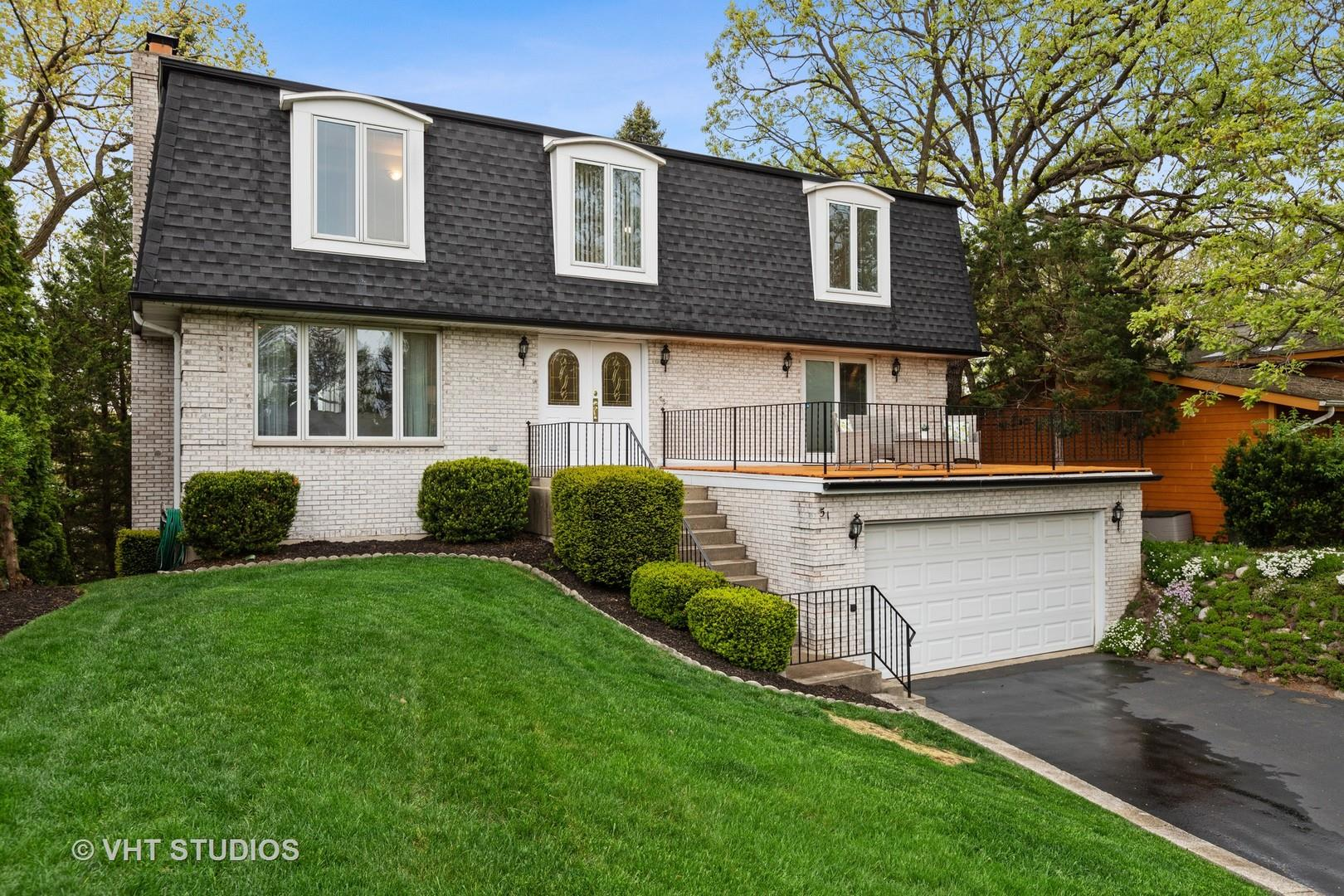 51 Hilltop Drive, Lake in the Hills, IL 60156 - #: 11077934