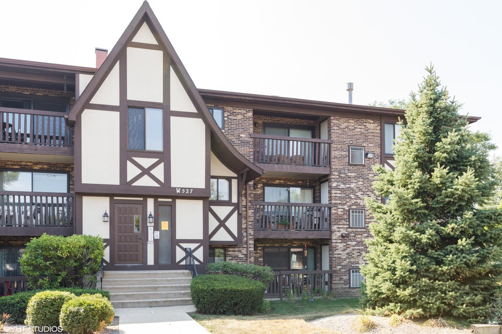 527 Cumnor Road #201, Westmont, IL 60559 - #: 10822936