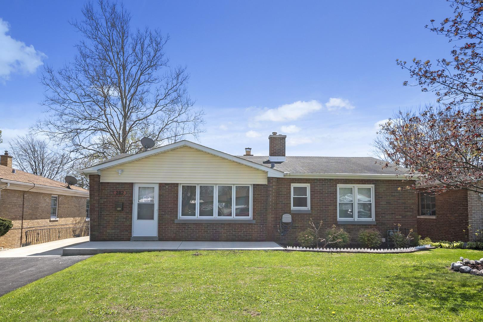 282 W 10th Street, Chicago Heights, IL 60411 - #: 11068938