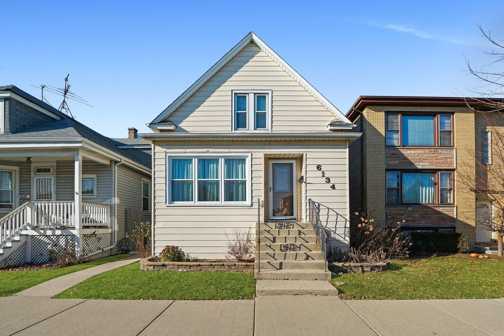 6134 S Keating Avenue, Chicago, IL 60629 - #: 10959939
