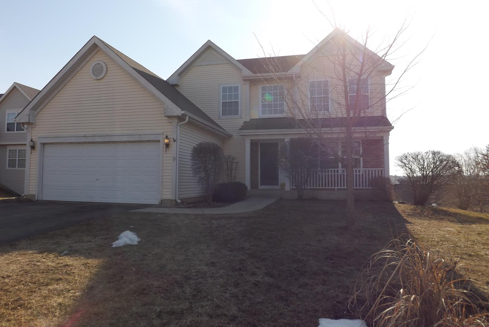 9 Winding Canyon Court, Algonquin, IL 60102 - #: 11016940