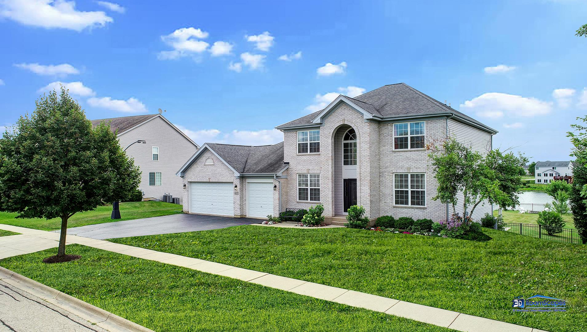 6815 Waterford Drive, McHenry, IL 60050 - #: 10791942