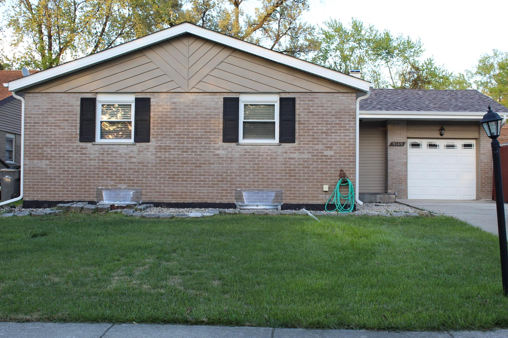 9149 S 88th Court, Hickory Hills, IL 60457 - #: 11087942