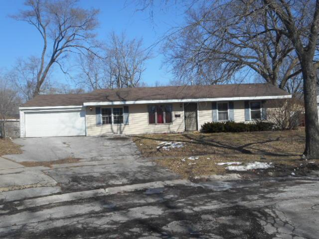 2019 216th Court, Sauk Village, IL 60411 - #: 10644943