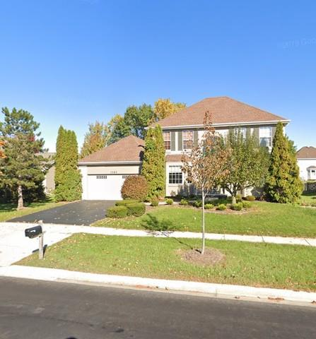 1282 Crystal Shore Drive, Carol Stream, IL 60188 - #: 10964943