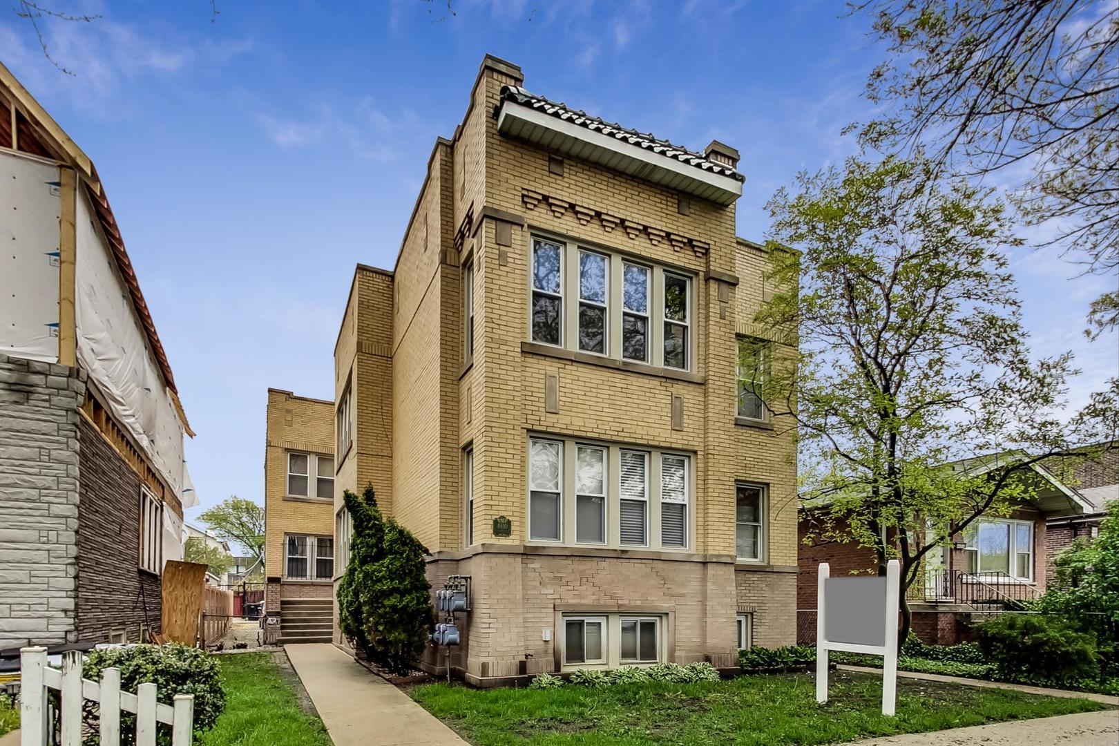 4610 W Patterson Avenue #1R, Chicago, IL 60641 - #: 10776944