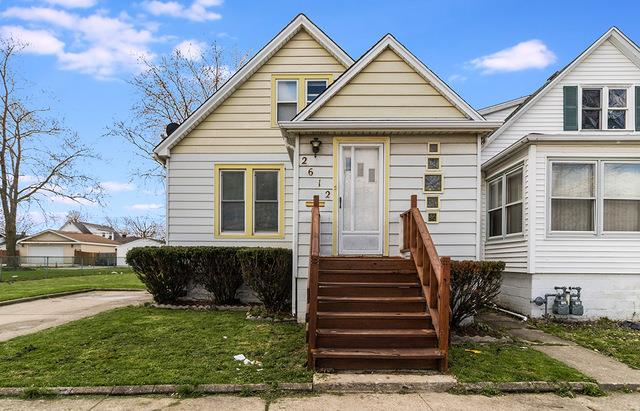 2612 Jackson Avenue, Chicago Heights, IL 60411 - #: 10691945