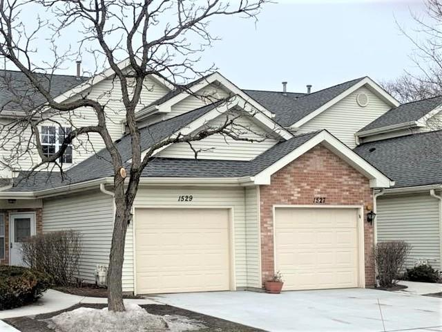 1529 GOLFVIEW Drive #1529, Glendale Heights, IL 60139 - #: 10691948