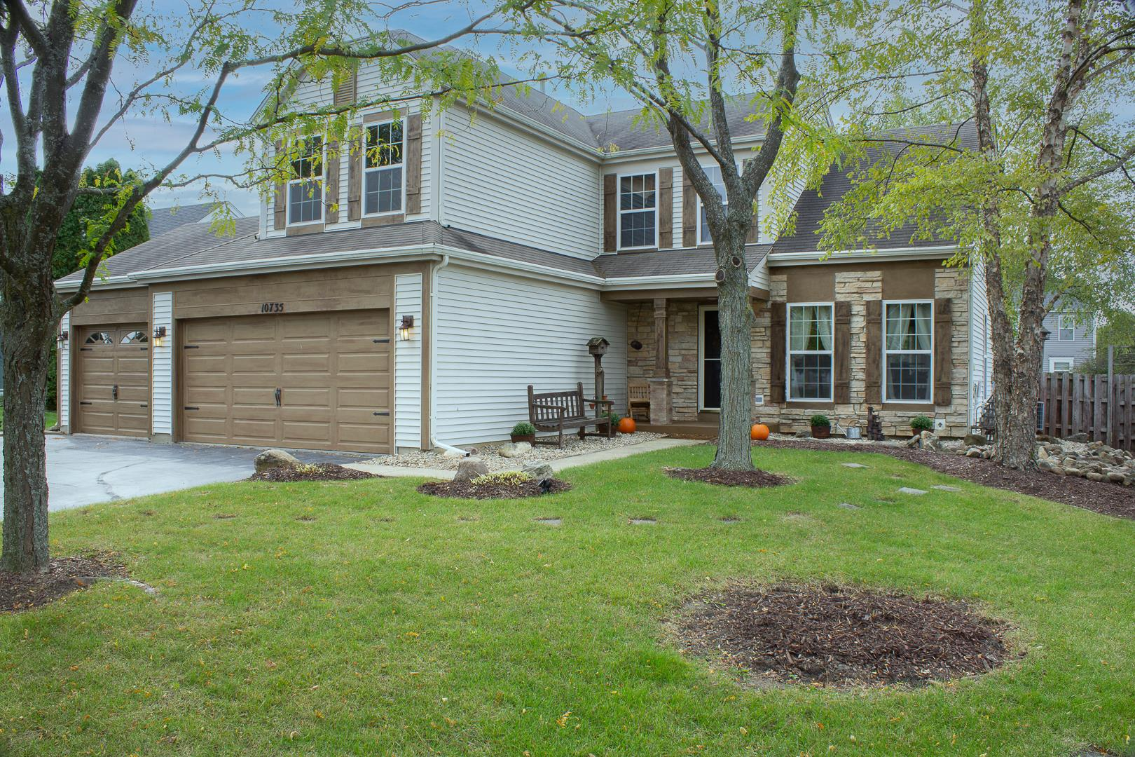 10735 Cape Cod Lane, Huntley, IL 60142 - #: 10894948