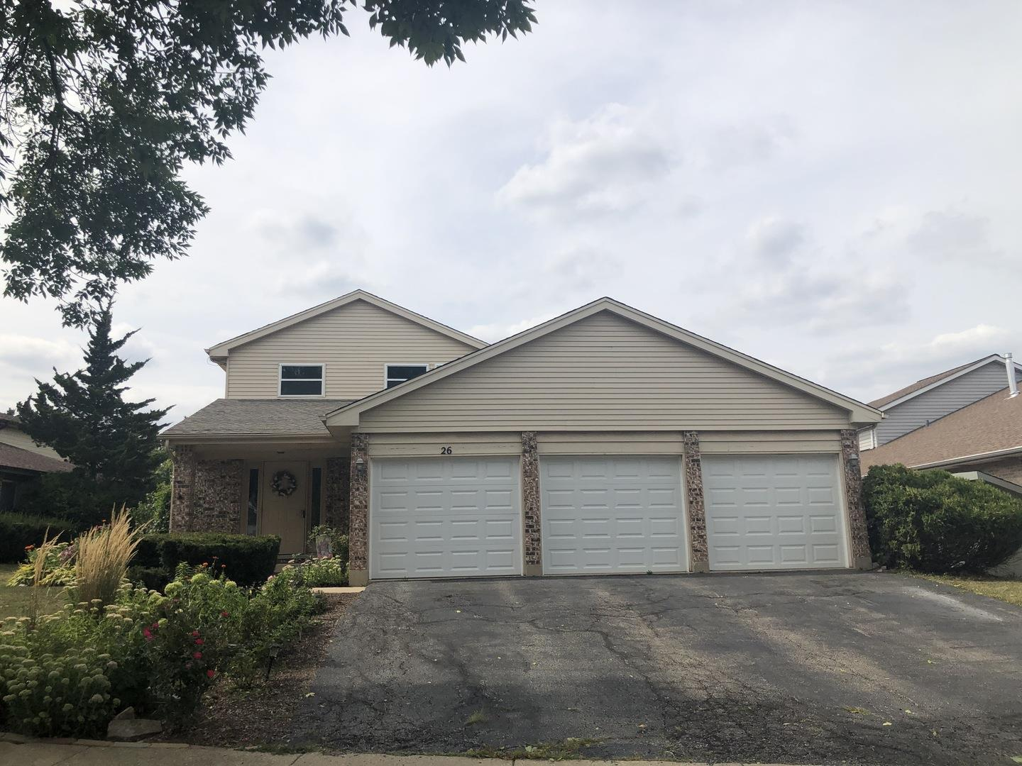 26 Terry Drive #B, Roselle, IL 60172 - #: 10844949