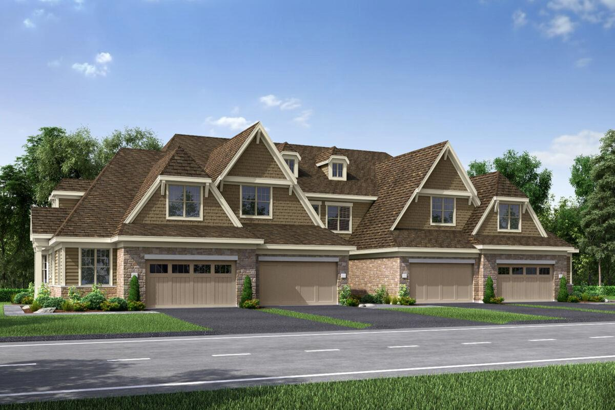 22 Woodland Lot #43 Trail, Lincolnshire, IL 60069 - #: 10952949