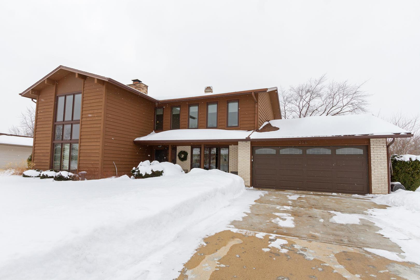 256 Crestwood Lane, Bloomingdale, IL 60108 - #: 11002949