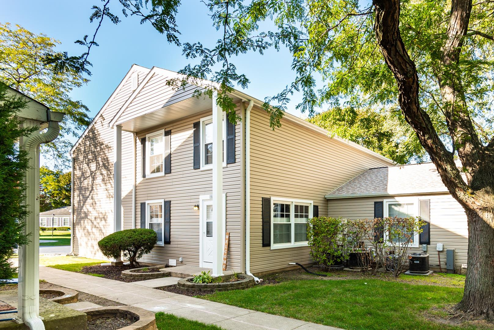 416 James Court #B, Glendale Heights, IL 60139 - #: 10895950