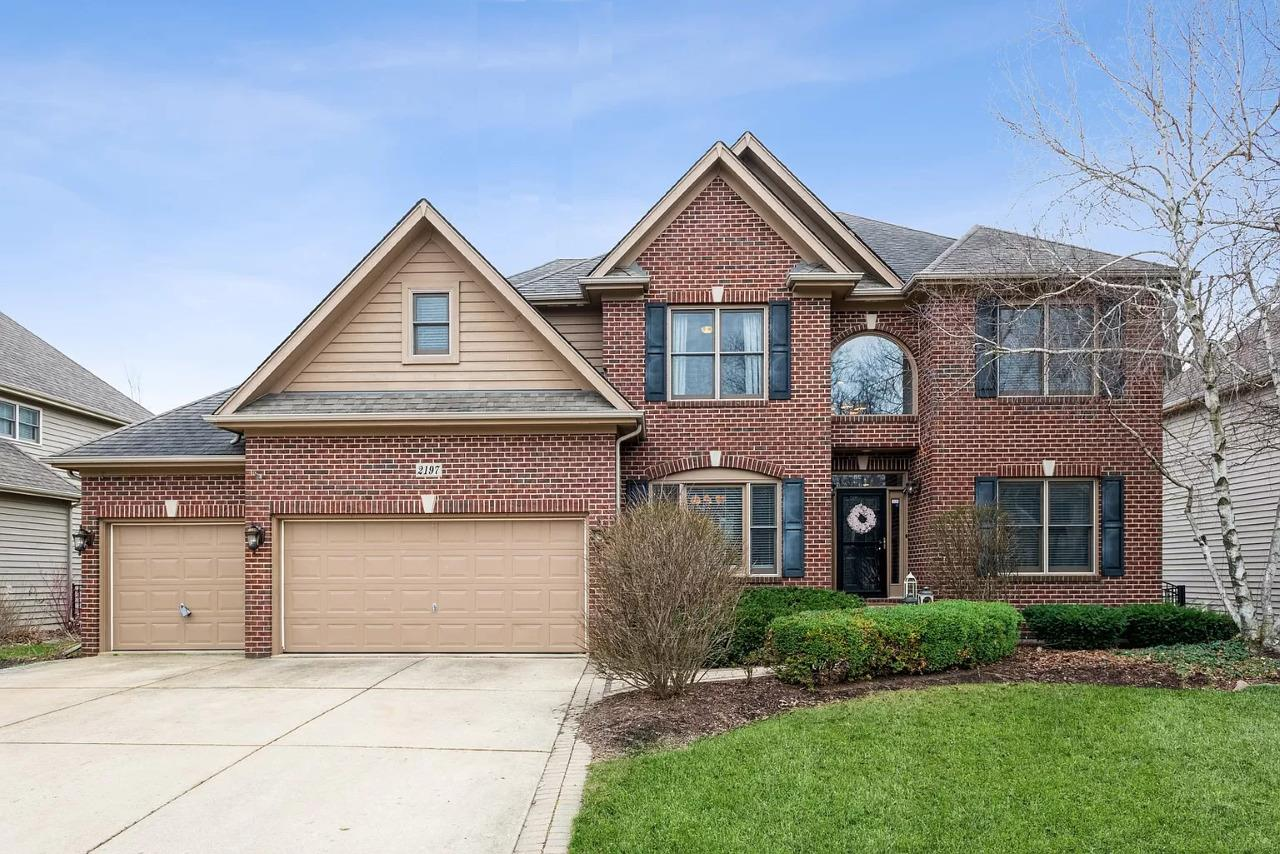 2197 Red Maple Lane, Aurora, IL 60502 - #: 11026950