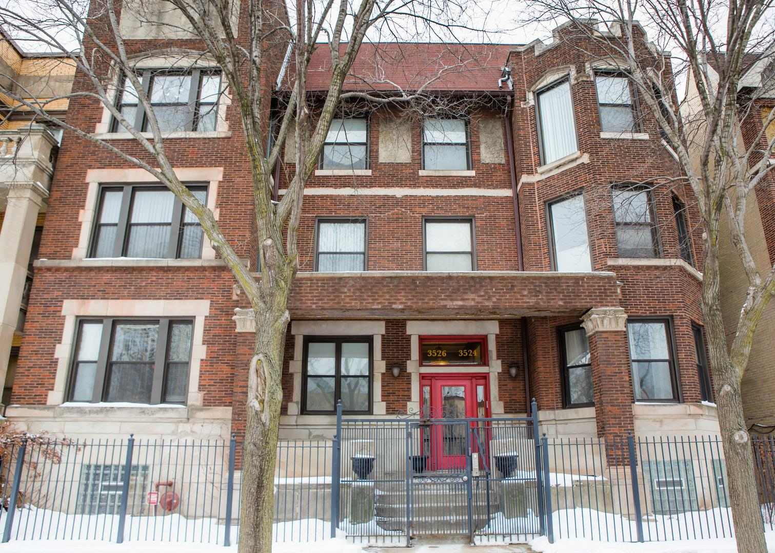 3524 S KING Drive #1, Chicago, IL 60653 - #: 11004951