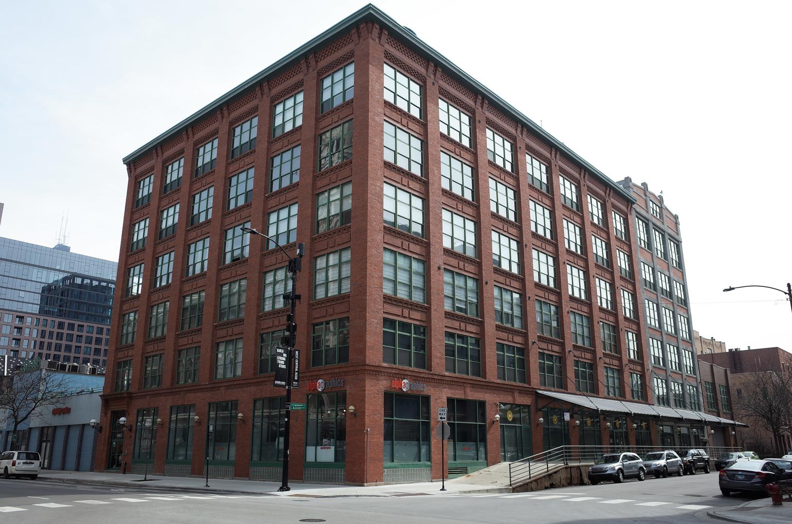 1017 W Washington Boulevard #3F, Chicago, IL 60607 - #: 10675952