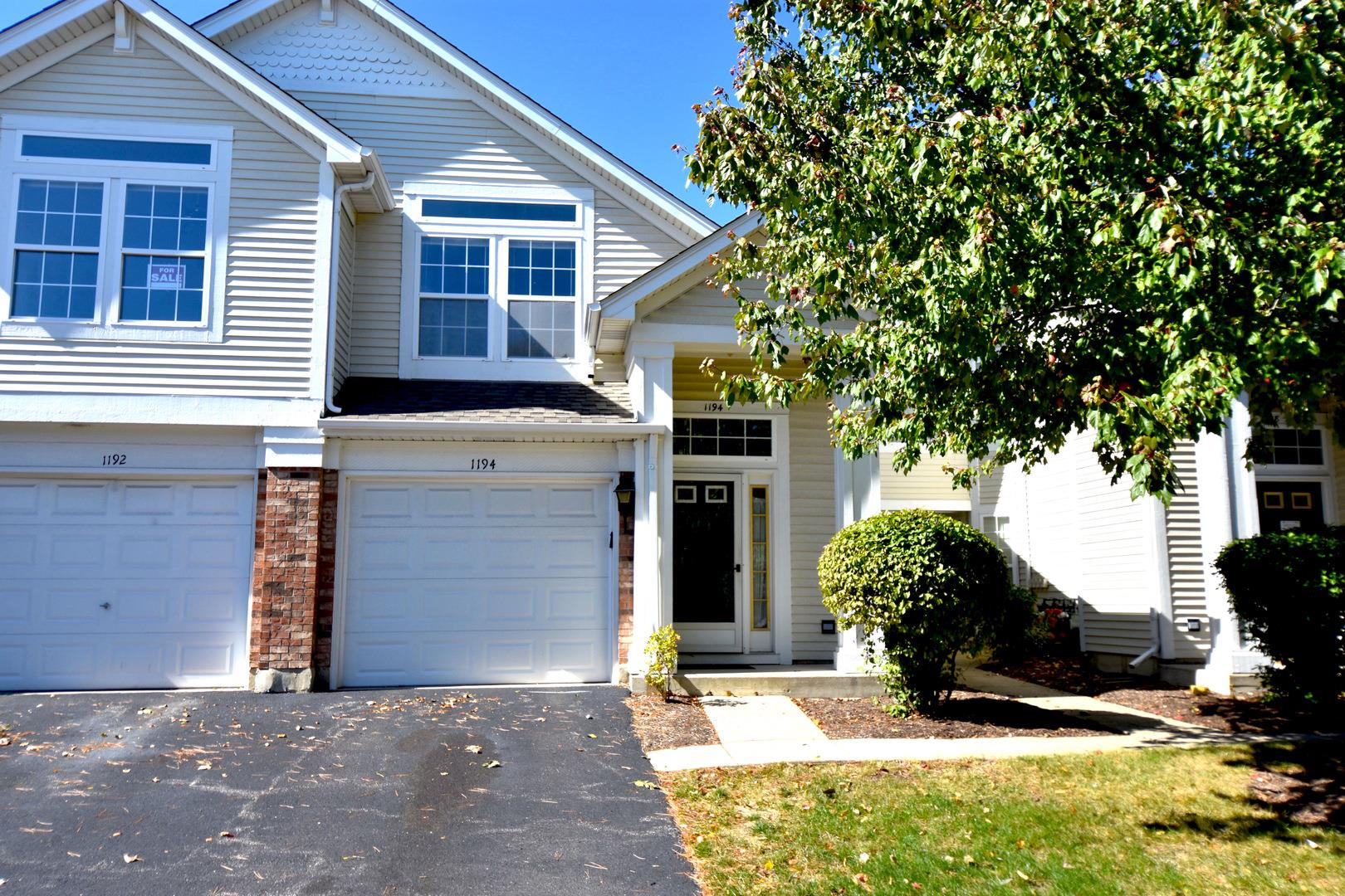 1194 Westminster Lane #1015, Elk Grove Village, IL 60007 - #: 10890952
