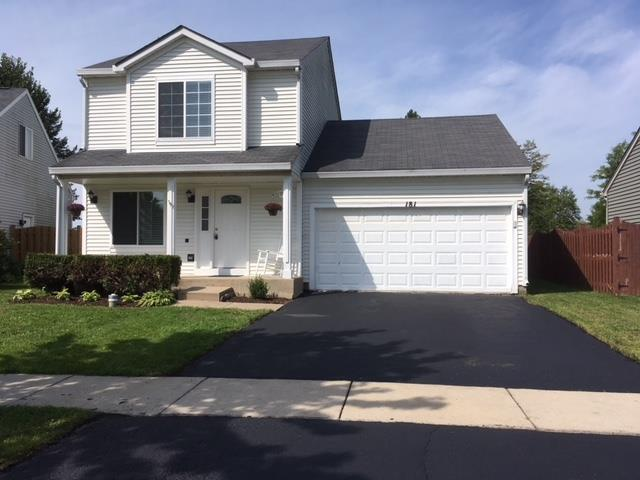 181 Bridlewood Circle, Lake in the Hills, IL 60156 - #: 10659953