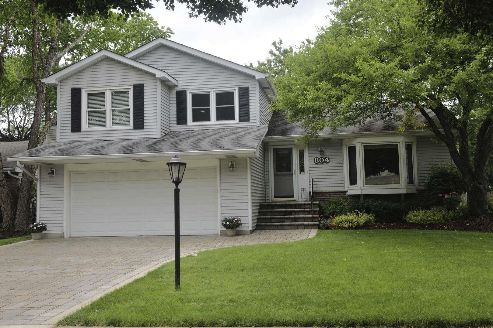 804 Galleon Lane, Elk Grove Village, IL 60007 - #: 10424954