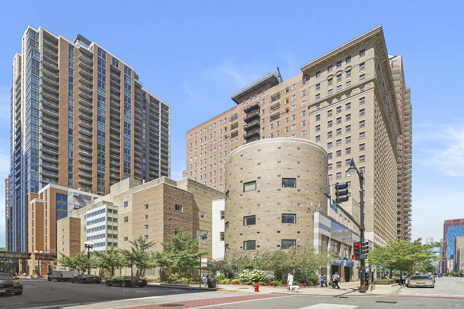 40 E 9th Street #1705, Chicago, IL 60605 - #: 10829955