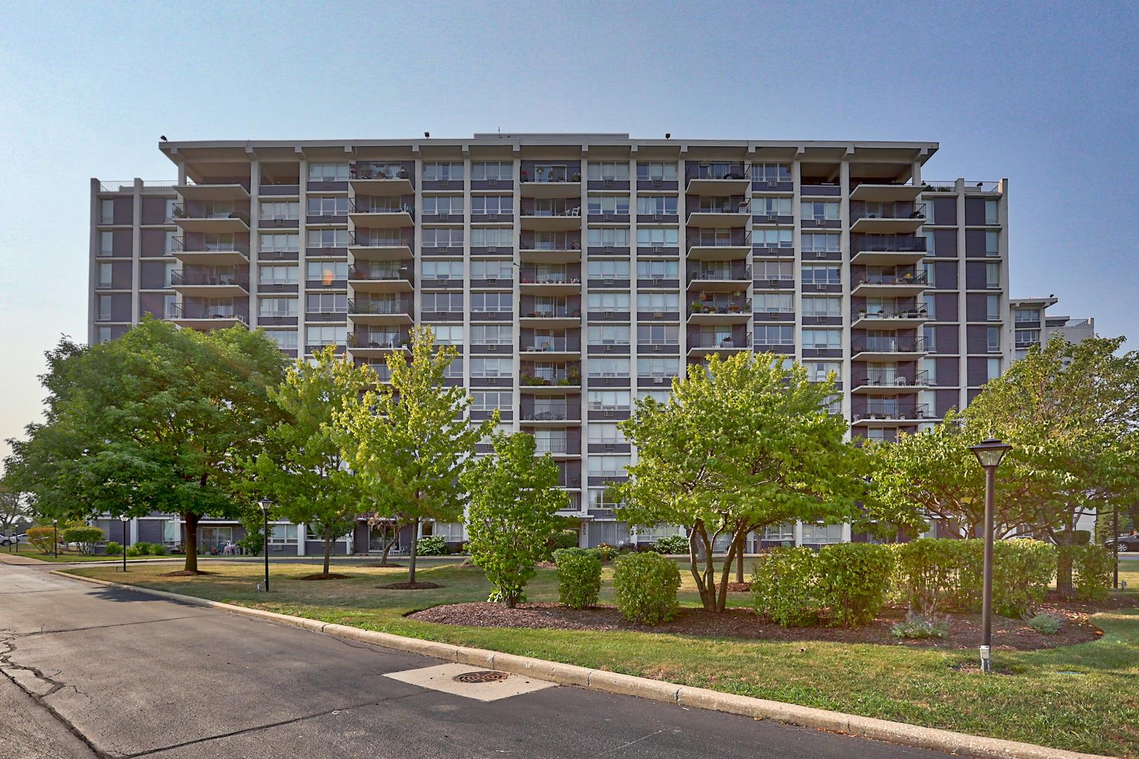 8809 Golf Road #2H, Niles, IL 60714 - #: 10837956