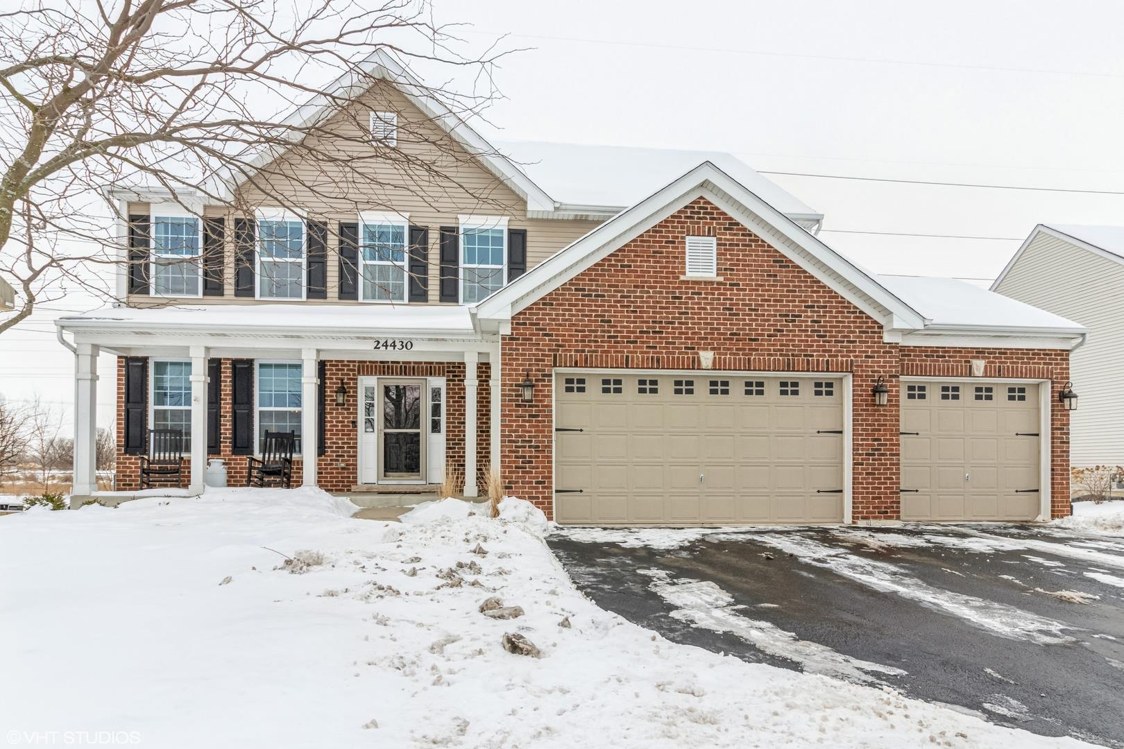 24430 Kennedy Circle, Plainfield, IL 60544 - #: 10984956