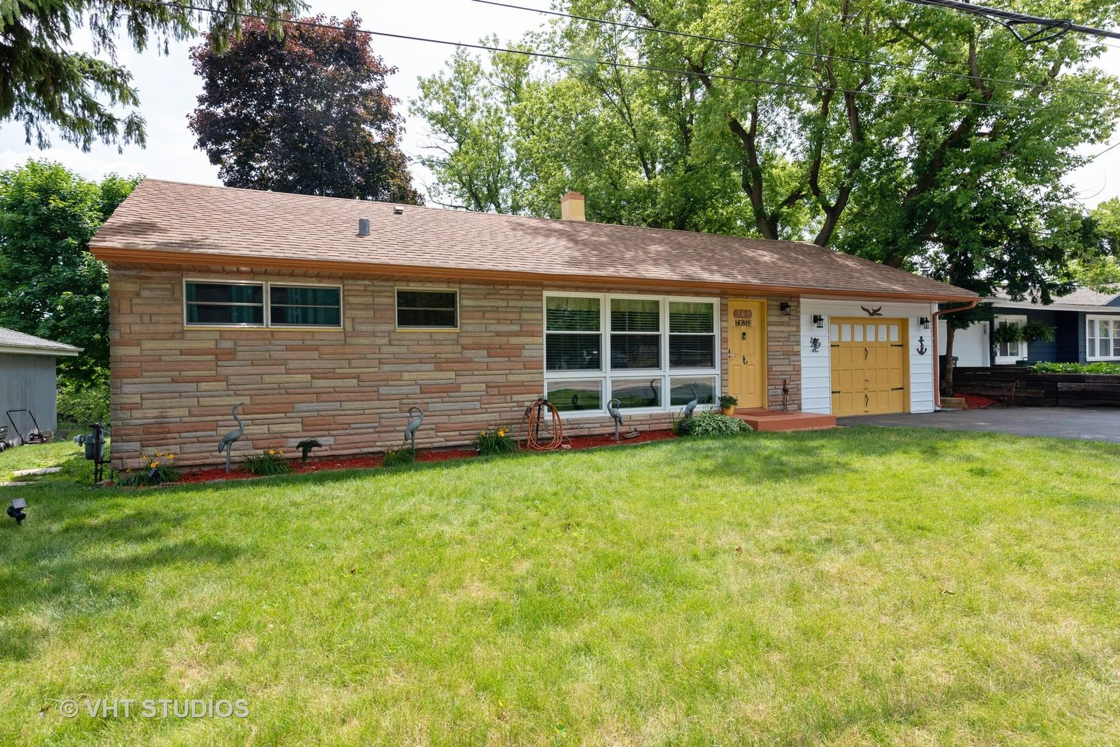 169 Hilltop Drive, Lake in the Hills, IL 60156 - #: 10768957
