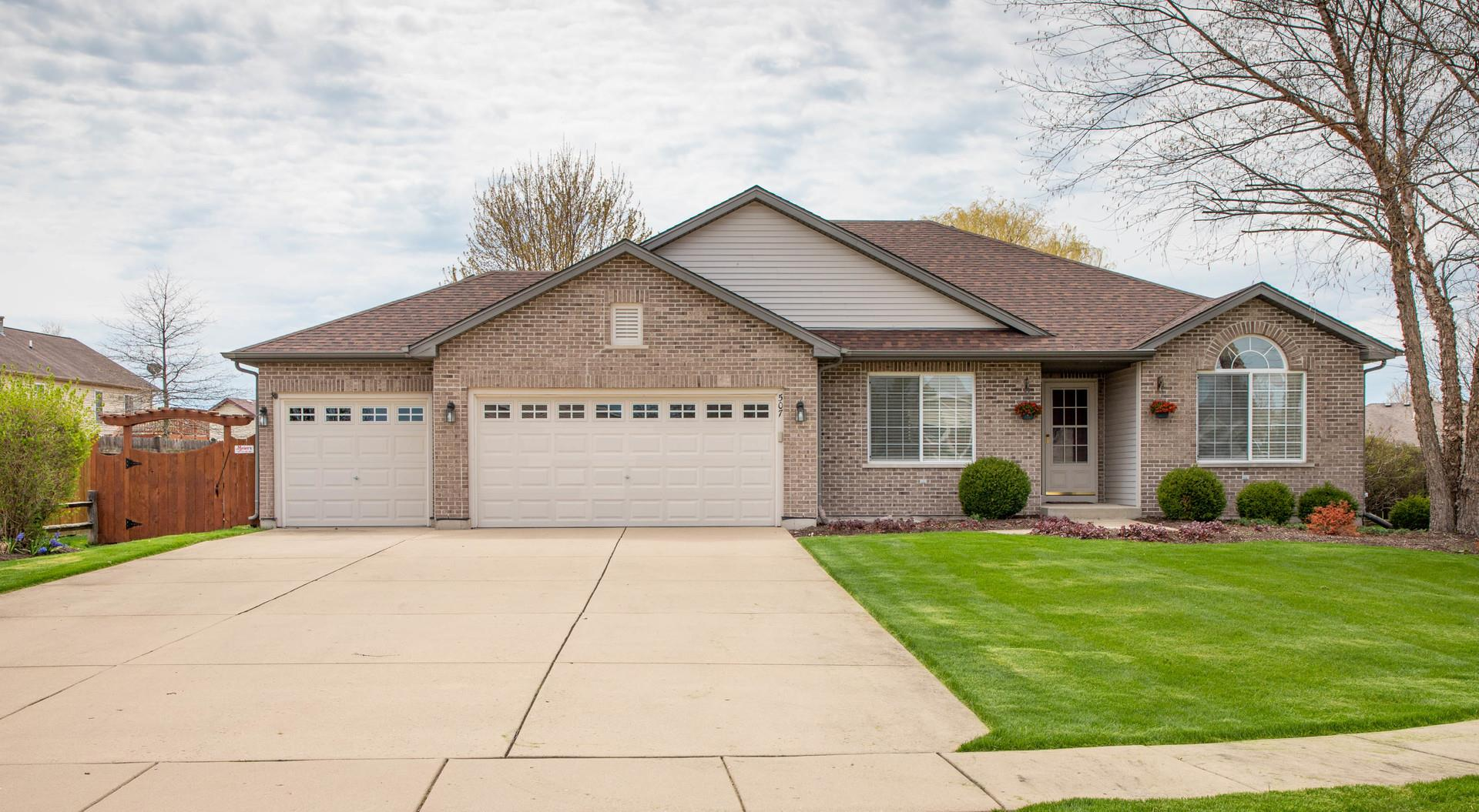 507 STEEPLECHASE Court, McHenry, IL 60050 - #: 10701958
